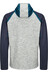 super.natural Motion sweater grijs/blauw
